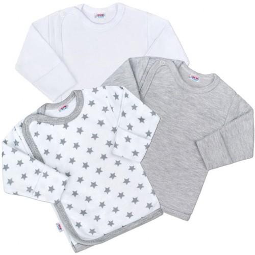 Kojenecká košilka New Baby Classic II Uni 3ks Dle obrázku 50