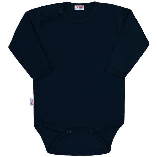 Kojenecké body New Baby Classic II tmavě modré Modrá 86 (12-18m)