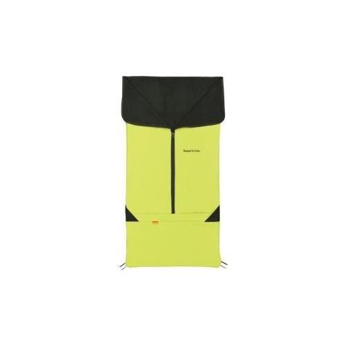 Emitex fusak 2v1 SAM softshell/microfleece, limetka