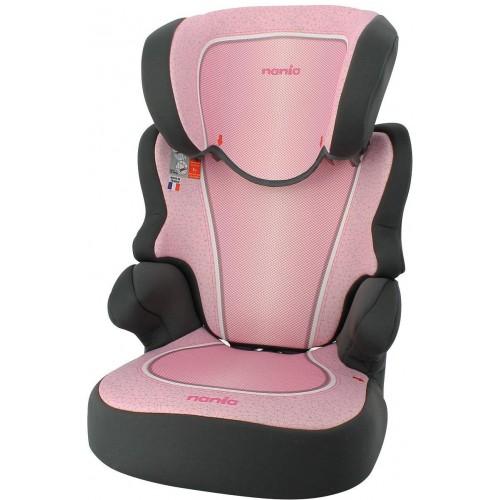 Autosedačka Befix SP Skyline Pink 2019, 15-36 kg