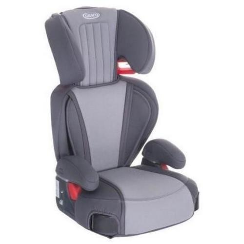 Autosedačka Graco Logico LX Comfort Earl Grey 2018, šedá
