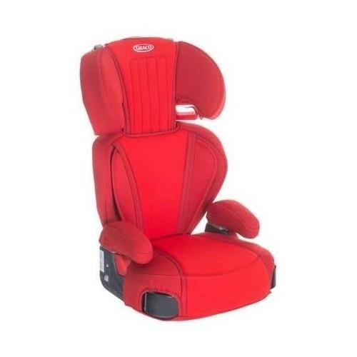 Autosedačka Graco Logico LX Comfort Fiery Red 2018, červená