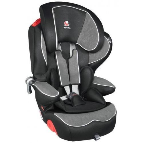 Autosedačka Renolux Quick Confort Nelson 2017, šedá/černá