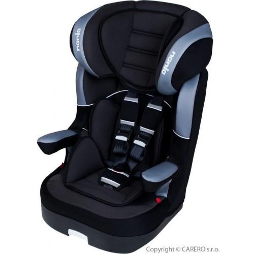 Autosedačka Nania Myla Premium 2017 black