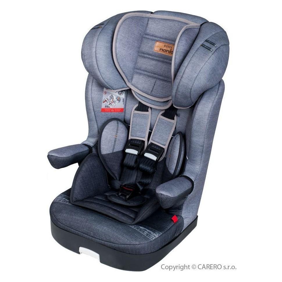 Autosedačka Nania Myla Premium 2017 denim grey