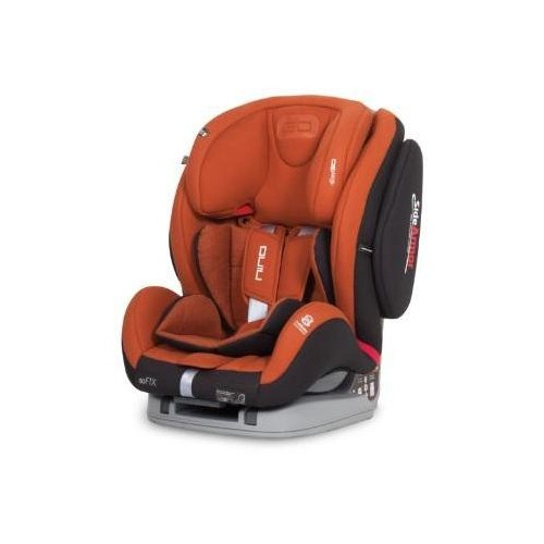 Autosedačka EasyGO Nino Isofix Copper 2018, oranžová