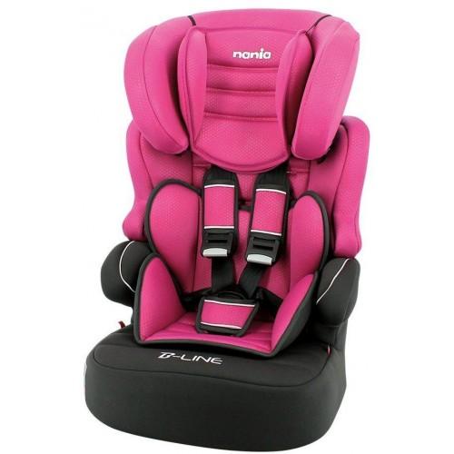 Autosedačka Nania Beline Sp Luxe 2019 pink