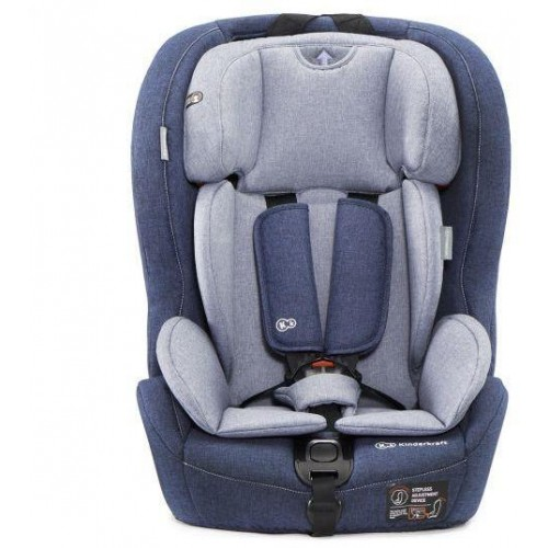 Autosedačka SAFETY-FIX Isofix Navy 9-36kg Kinderkraft 2019