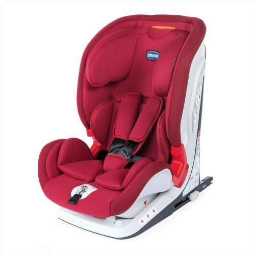 Autosedačka Chicco Youniverse Fix 9-36kg - 2019 Red Passion