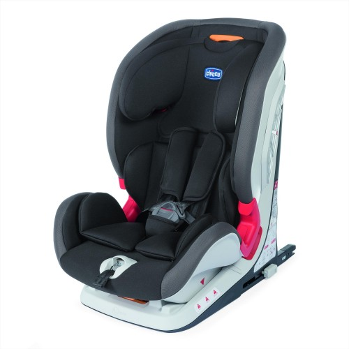 Autosedačka Youniverse Fix - Jet Black 9-36kg