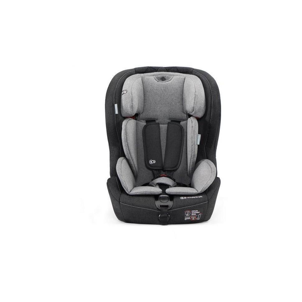Autosedačka SAFETY-FIX Isofix Black/Gray 9-36kg Kinderkraft 2019