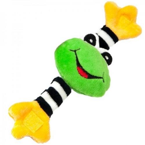 Hencz Toys Chrastítko na ručičku - žabička