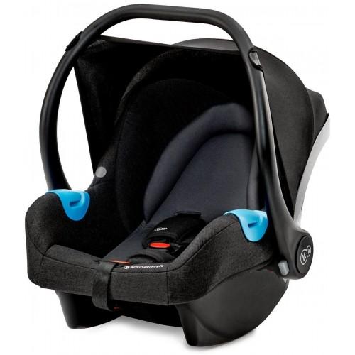 Autosedačka Mink Black Melange 0-13kg Kinderkraft 2019, černá