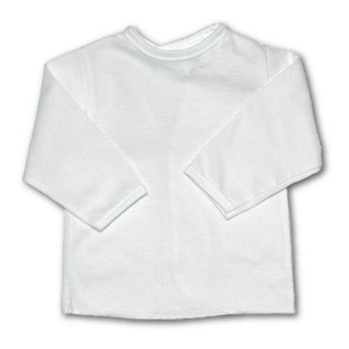 Kojenecká košilka New Baby bílá Bílá 56 (0-3m)