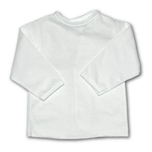 Kojenecká košilka New Baby bílá Bílá 62 (3-6m)