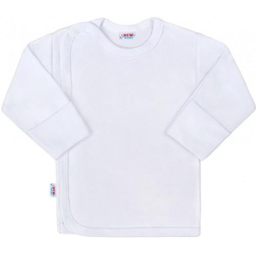 Kojenecká košilka New Baby Classic II bílá Bílá 50