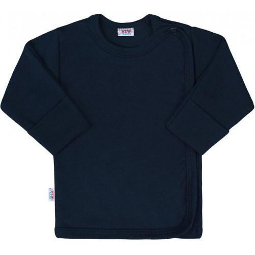 Kojenecká košilka New Baby Classic II tmavě modrá Modrá 50