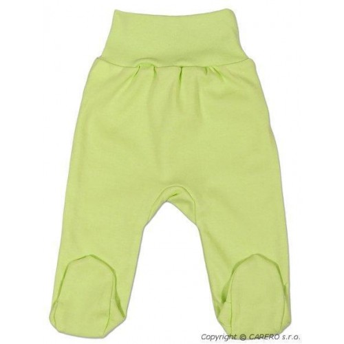 Kojenecké polodupačky New Baby zelené Zelená 62 (3-6m)