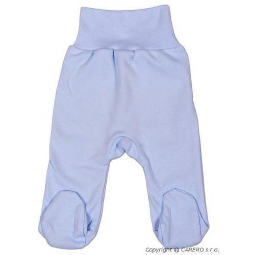 Kojenecké polodupačky New Baby modré Modrá 68 (4-6m)