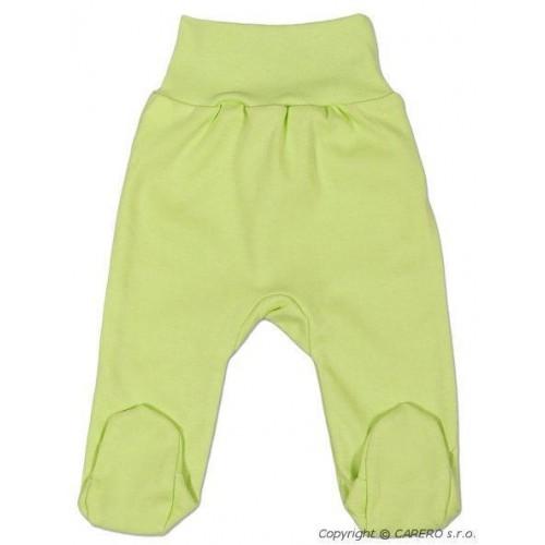 Kojenecké polodupačky New Baby zelené Zelená 74 (6-9m)