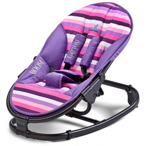 Dětské lehátko CARETERO Boom purple
