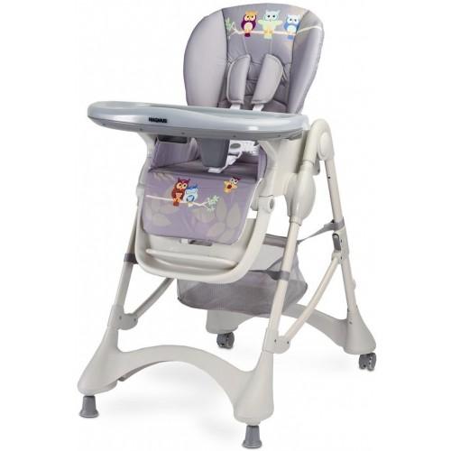 Židlička CARETERO Magnus New graphite