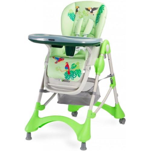 Židlička CARETERO Magnus New green