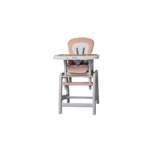Jídelní stoleček Coto Baby STARS Šnek  - hnědý
