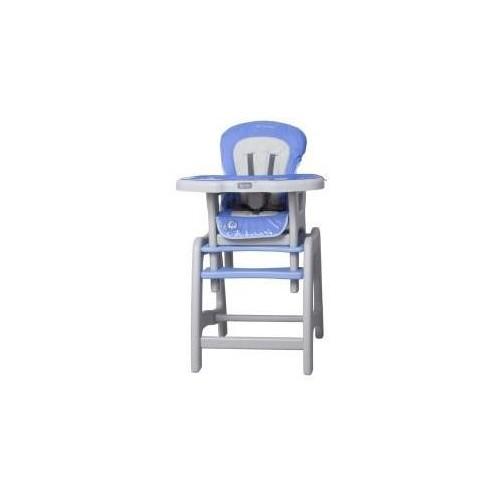 Jídelní stoleček Coto Baby STARS Šnek  - modrý