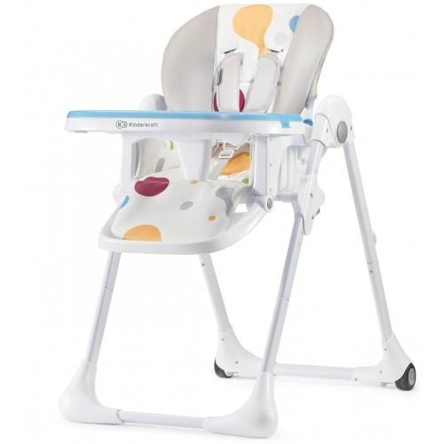 Jídelní židlička Kinderkraft YUMMY multi