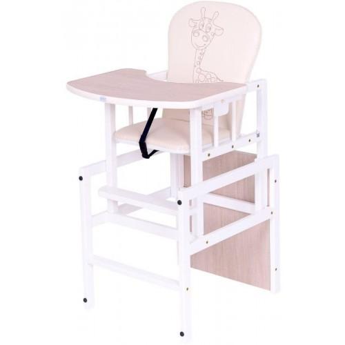 Borovicová židlička Drewex Antonín Žirafka přírodní