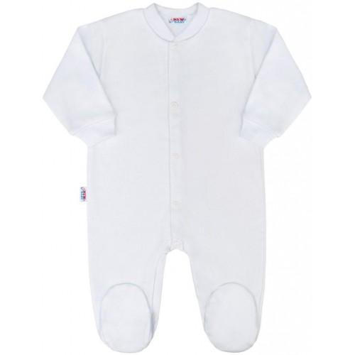 Kojenecký overal New Baby Classic bílý Bílá 86 (12-18m)