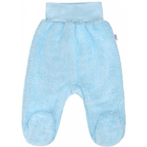 Zimní polodupačky New Baby Nice Bear modré Modrá 56 (0-3m)