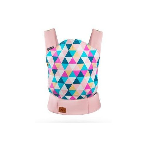 Ergonomické nosítko Kinderkraft Nino Pink, růžové