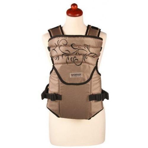 Nosítko Womar Zaffiro Sunny béžové s výšivkou