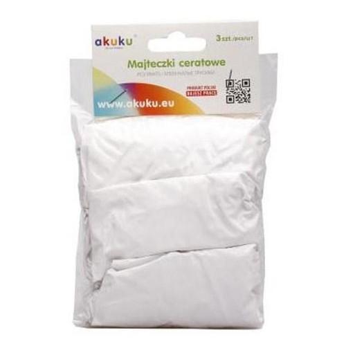 Dětské gumové kalhotky Akuku 3ks