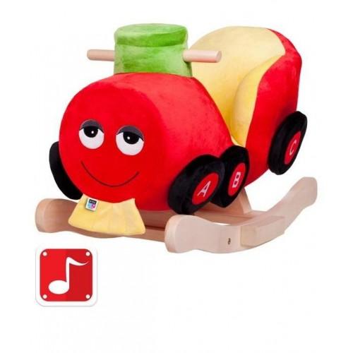 Houpací hračka PlayTo vláček