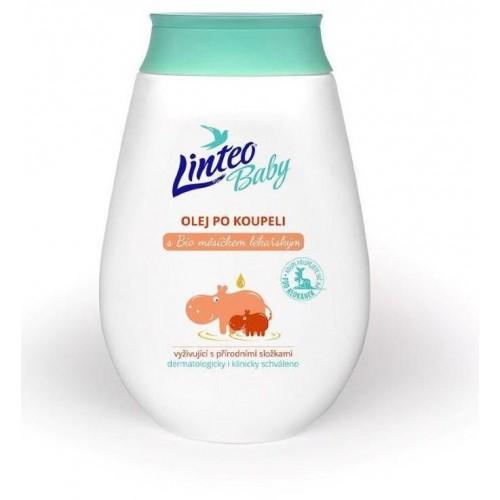 Dětský olej po koupeli Linteo Baby s měsičkem lékařským