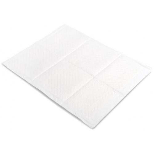 Jednorázová podložka Sensillo 60x60 - 10ks bílá