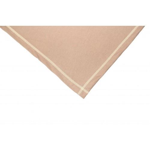 Emitex letní deka BIO bavlna 70 x 100 cm, hnědá