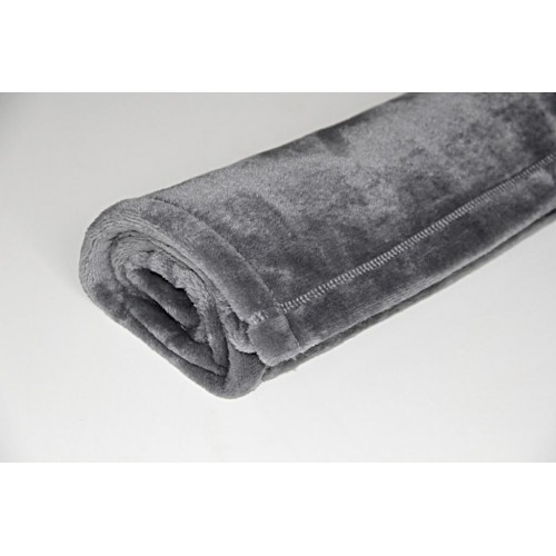 Emitex deka VELVET 70x100 cm šedá