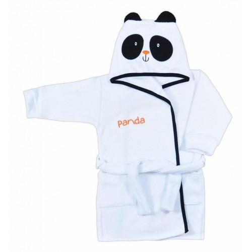 Dětský župan Koala Freak bílý, vel. 104 (3-4r)