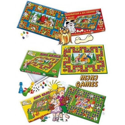 Stolní hra Mini Games Popelka