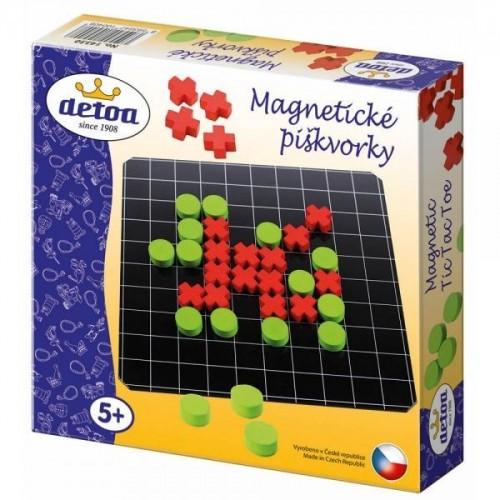 Piškvorky magnetické cestovní