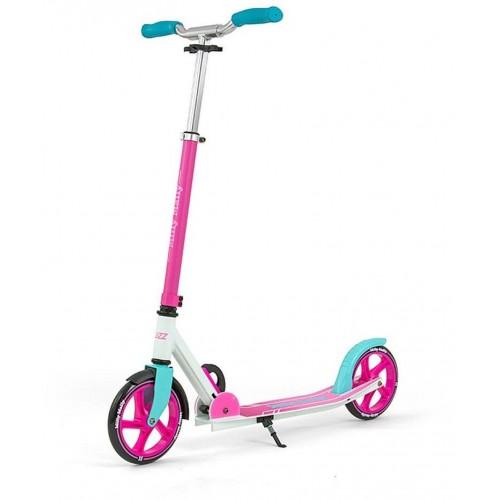 Dětská koloběžka Milly Mally BUZZ Scooter pink