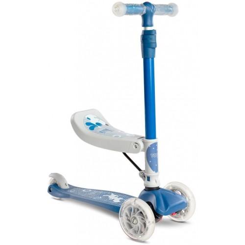 Dětská koloběžka Toyz Tixi blue
