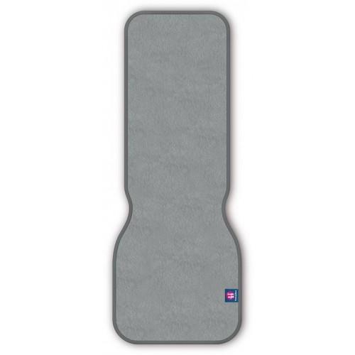 Vložka do autosedačky 3D Aero sv.šedá 15-36 kg Petite&Mars