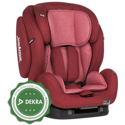 Autosedačka Prime II Isofix Red Petite&Mars 2018