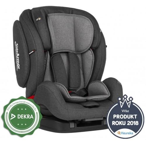 Autosedačka Prime II Isofix Grey Petite&Mars 2018