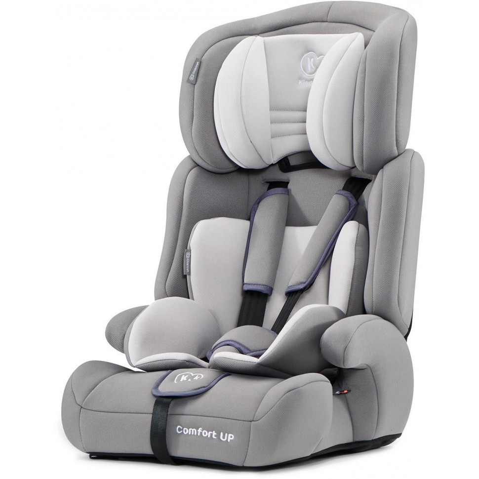 Autosedačka Comfort Up Grey 9-36kg Kinderkraft 2019